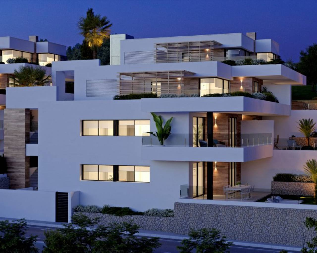 Квартира - Resale - Moraira - Costera del mar