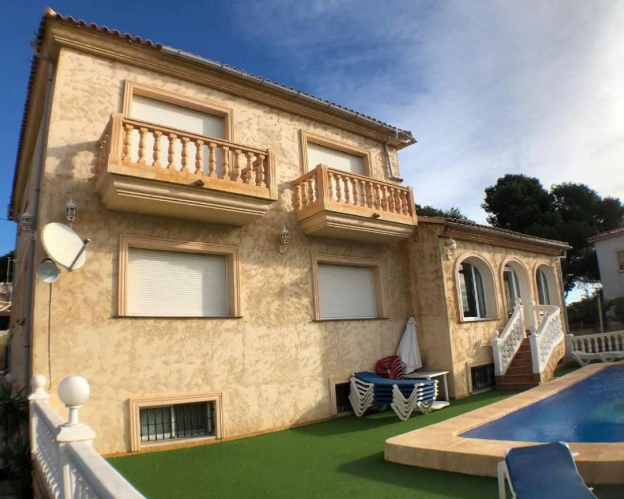 Villa - Resale - Calpe - Enchinent