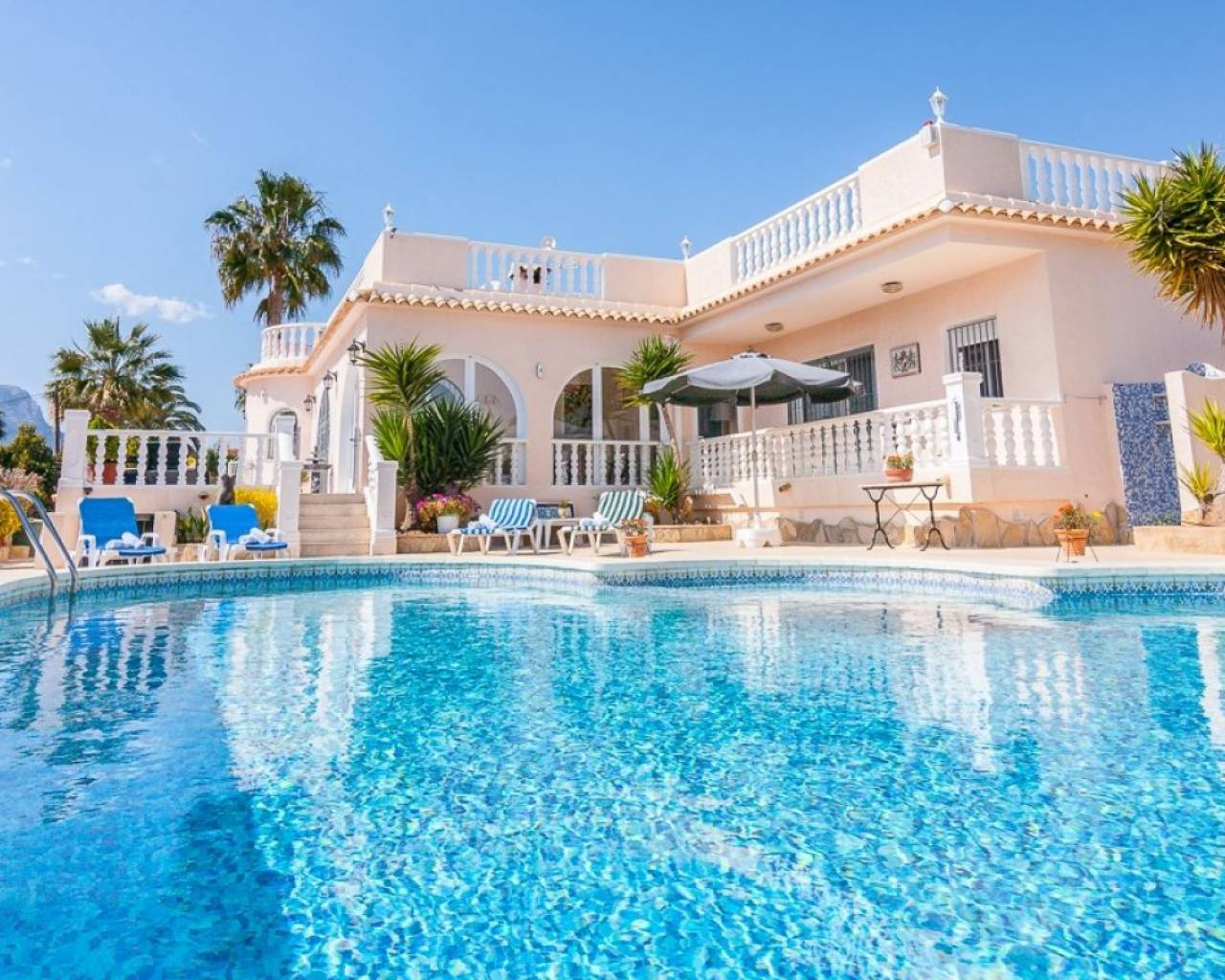 Villa - Resale - Calpe - La vallesa