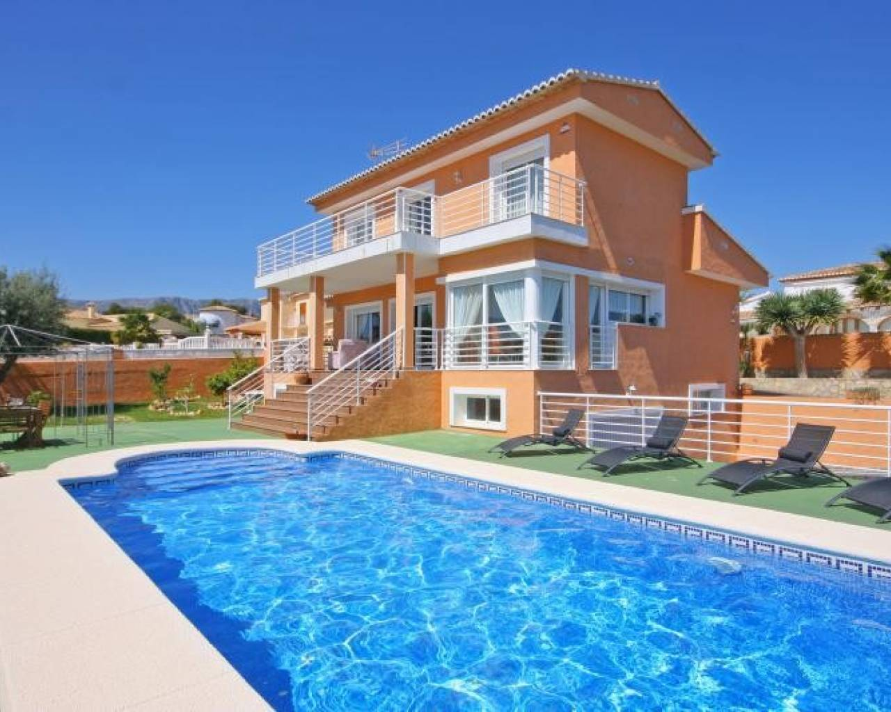 Villa - Resale - Calpe - Merced